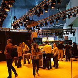 Avolites Booth at LDI 2015