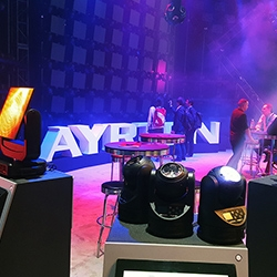 Ayrton Booth at LDI2015