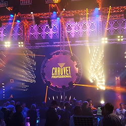 Chauvet Professional Booth at LDI 2015