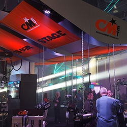 CM Entertainment Booth at LDI 2015