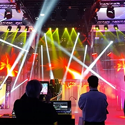Elation Booth at LDI 2015