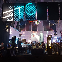 ETC Booth at LDI 2015