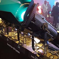 ETC Source Four LED Lustr 2 at LDI 2015