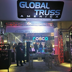 Global Truss Booth at LDI 2015