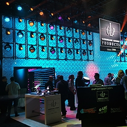 German Light Products Booth at LDI 2015