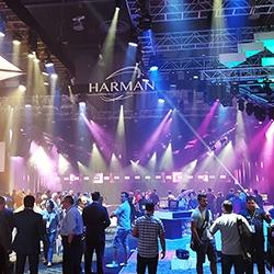 Harman Booth at LDI 2015