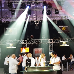 High End Systems Booth at LDI 2015