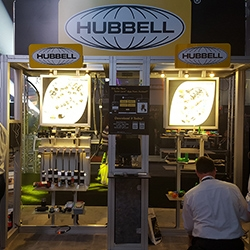 Hubbell Booth at LDI 2015
