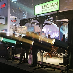 Lycian Booth at LDI 2015