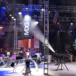 MDG Booth at LDI 2015