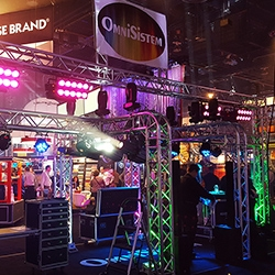 OmniSistem Booth at LDI 2015
