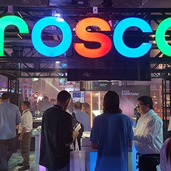 Rosco Booth at LDI 2015