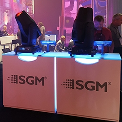 SGM Booth at LDI 2015