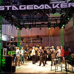 Stage Maker Booth at LDI 2015