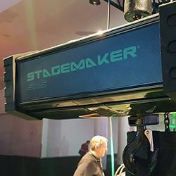 StageMaker Hoist at LDI 2015