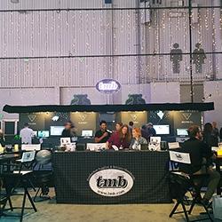 TMB Booth at LDI 2015