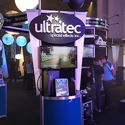 Ultratec Booth at LDI 2015