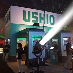 Ushio Booth at LDI 2015