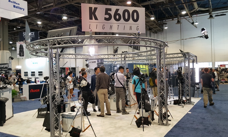 k5600 booth