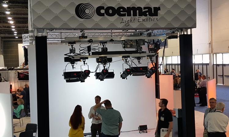 coemar booth