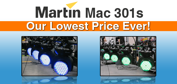 Mac 301 LED