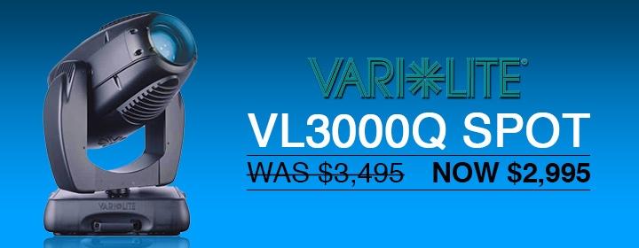VL3000Q Spot